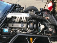 Picture of 1985 Chevrolet Corvette Coupe, engine, gallery_worthy