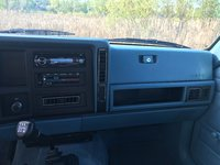 Picture of 1987 Jeep Comanche STD 4WD LB, interior