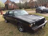 1986 Buick Grand National Picture Gallery