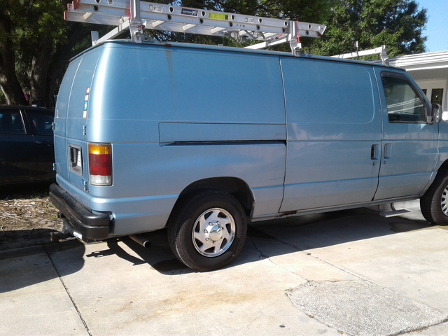 Picture of 1993 Ford E-250 3 Dr XL Econoline Cargo Van