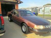Picture of 1988 Ford Thunderbird LX, exterior