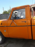 1968 International Harvester Pick-Up Overview