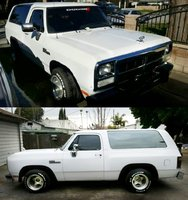 Picture of 1991 Dodge Ramcharger 2 Dr 150 S SUV, exterior