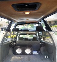 Picture of 1991 Dodge Ramcharger 2 Dr 150 S SUV, interior