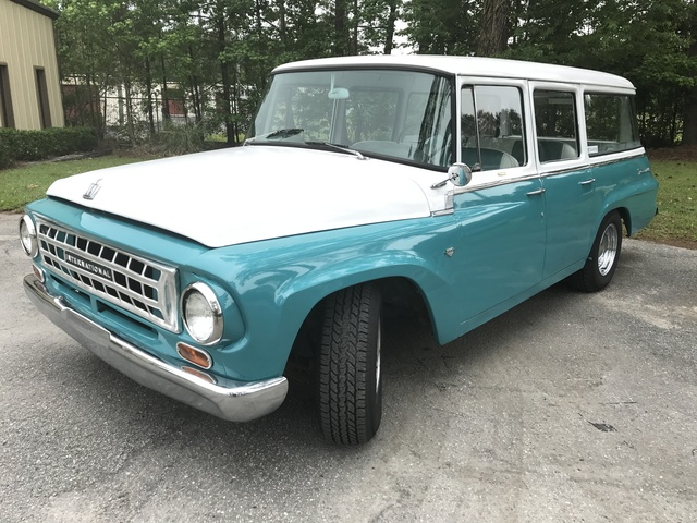 1964 international harvester travelall pictures cargurus