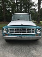 1964 International Harvester Travelall Overview