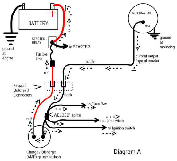 Dodge Truck Alternator Wiring Wiring Diagram Expert