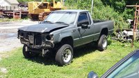 1987 Dodge Ram 50 Pickup Picture Gallery