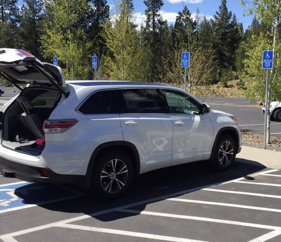 2006 Tacoma Platinum: 2016 Toyota Highlander