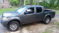 Picture of 2016 Nissan Frontier SV Crew Cab 4WD, exterior