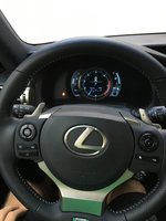 Picture of 2016 Lexus IS 300 AWD, interior