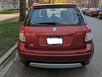Picture of 2009 Suzuki SX4 Crossover Touring AWD, exterior
