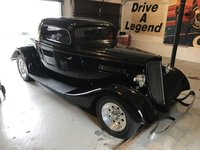 1936 Ford Coupe Overview
