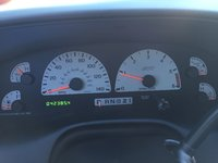Picture of 2000 Ford F-150 SVT Lightning 2 Dr Supercharged Standard Cab Stepside SB, interior, gallery_worthy