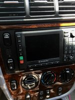 Picture of 2001 Mercedes-Benz M-Class ML 430, interior