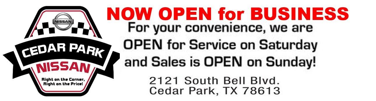 Cedar Park Nissan - Cedar Park, TX: Read Consumer reviews, Browse ...