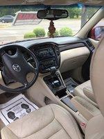 Picture of 2001 Toyota Highlander Base V6, interior