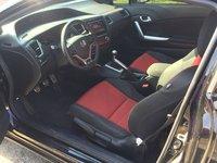 Picture of 2014 Honda Civic Coupe Si, interior