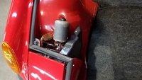 Picture of 1973 Porsche 914, engine