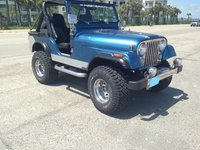 1983 Jeep CJ-5 Overview