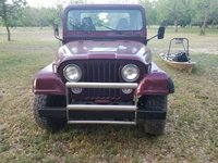 1982 Jeep CJ8 Picture Gallery
