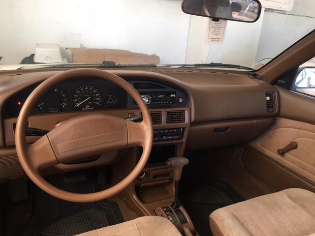 Superior Picture Of 1991 Toyota Corolla DX, Interior, Gallery_worthy Great Ideas