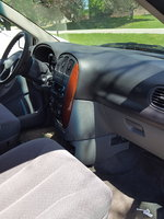 Picture of 2006 Chrysler Town & Country Base, interior
