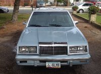 Picture of 1986 Chrysler New Yorker Base, exterior, gallery_worthy
