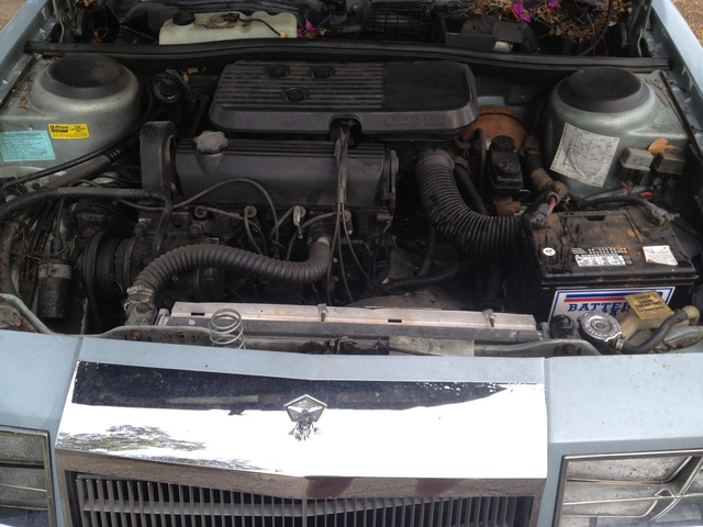 Picture of 1986 Chrysler New Yorker Base, engine, gallery_worthy