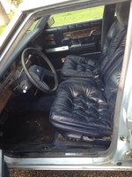 Picture of 1986 Chrysler New Yorker Base, interior