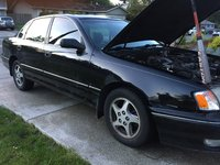 Picture of 1998 Toyota Avalon 4 Dr XLS Sedan, exterior