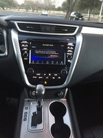 Picture of 2016 Nissan Murano SV, interior