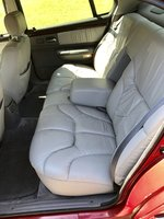 Picture of 1994 Chrysler LHS 4 Dr STD Sedan, interior