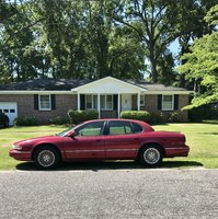 Picture of 1994 Chrysler LHS 4 Dr STD Sedan, exterior