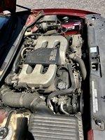 Picture of 1994 Chrysler LHS 4 Dr STD Sedan, engine