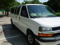 Picture of 2009 Chevrolet Express LT 3500, exterior