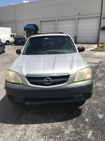 Picture of 2001 Mazda Tribute DX, exterior