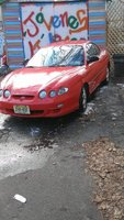 Picture of 2001 Hyundai Tiburon Base, exterior