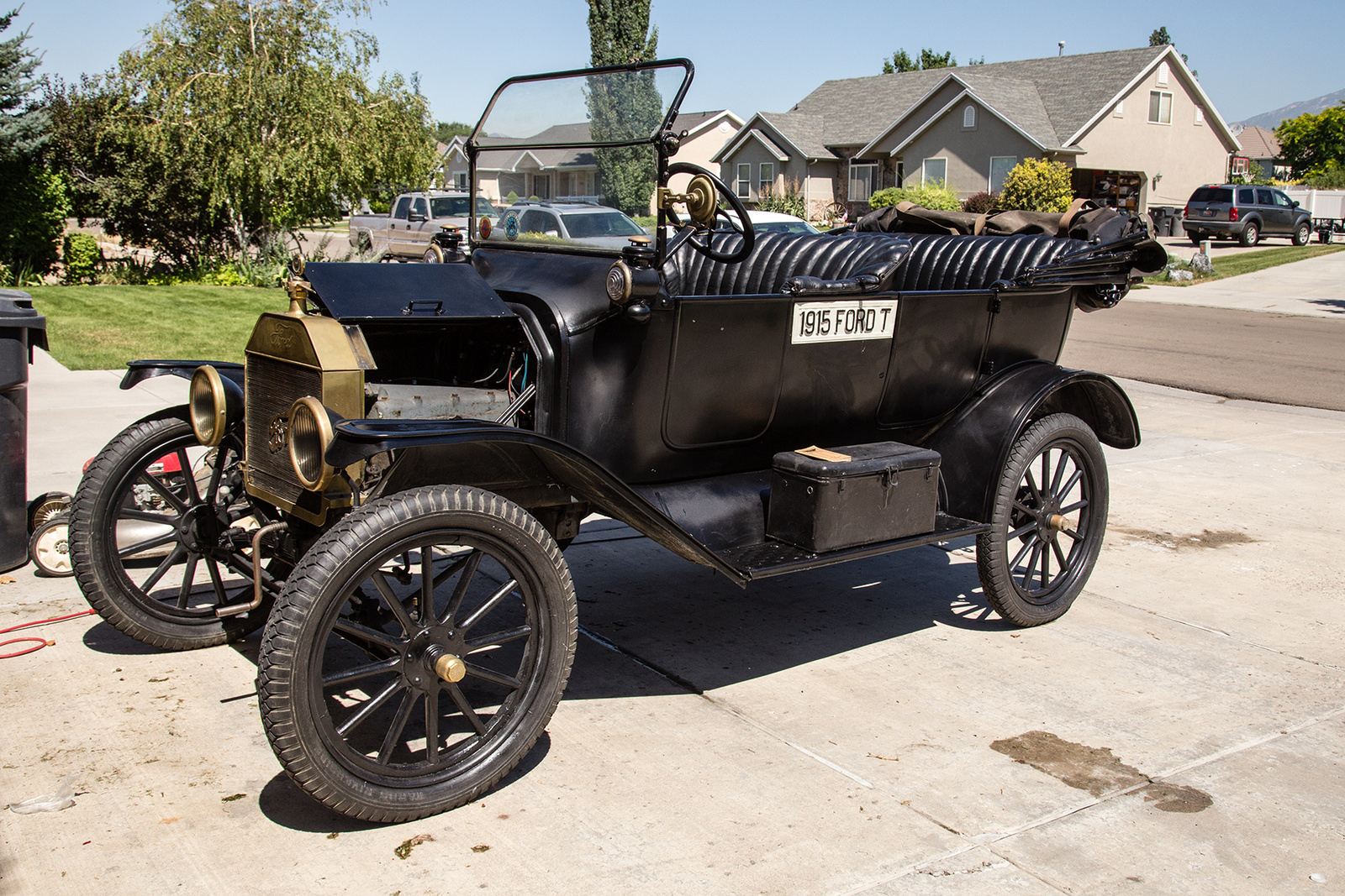 Hyundai Of Bedford >> 1915 Ford Model T - Overview - CarGurus