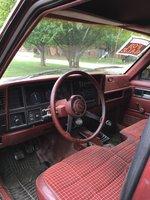 Picture of 1986 Jeep Comanche STD 4WD, interior