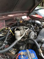 Picture of 1986 Jeep Comanche STD 4WD, engine