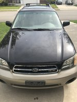 Picture of 2000 Subaru Outback Limited Wagon, exterior