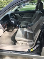Picture of 2000 Subaru Outback Limited Wagon, interior