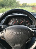 Picture of 1995 Acura NSX T Coupe, interior