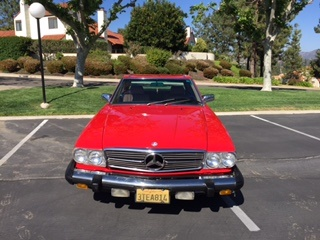 Picture of 1985 Mercedes-Benz SL-Class 280SL