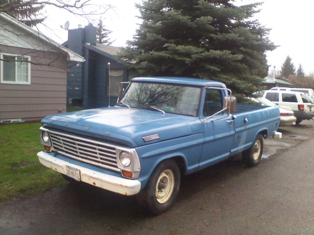 Picture of 1967 Ford F-250
