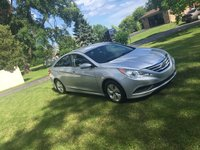 Picture of 2014 Hyundai Sonata 2.0T Limited, exterior