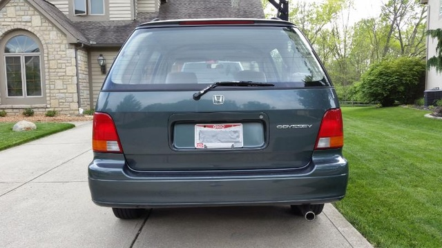 Picture of 1997 Honda Odyssey 4 Dr LX Passenger Van, exterior