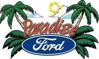 Paradise Ford logo