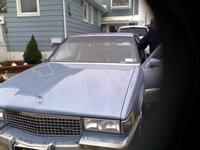 Picture of 1989 Cadillac DeVille Base Coupe, exterior